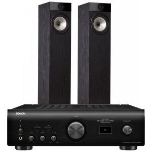 Denon PMA-1600NE Integrated Amplifier with Fyne Audio F302 Floorstanding Speakers