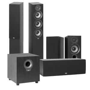 Elac Debut F5.2 5.1 Home Theatre Package