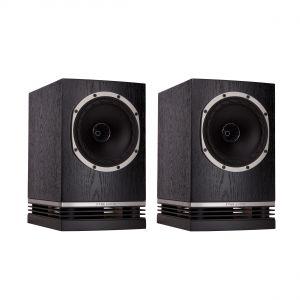 Open Box - Fyne Audio F500 Bookshelf Speakers - Black Oak