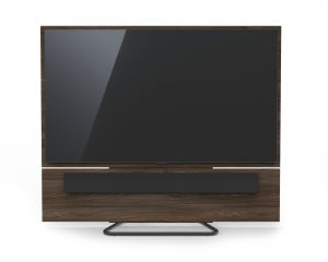 Spectral Tube LG 77'' GX Gallery Design TV Stand