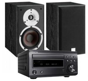 Denon D-M41DAB Hi-Fi System with Dali Spektor 2 Speakers