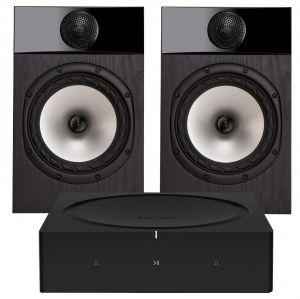 Sonos Amp with Fyne Audio F301 Speakers