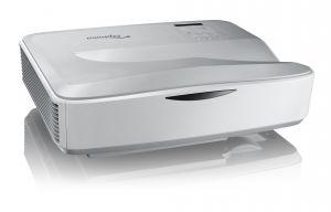 Optoma HZ40UST Laser 1080p Ultra Short Throw Projector
