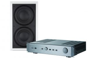 Bowers & Wilkins ISW-4 In-wall Subwoofer System