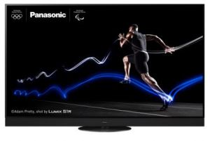 Panasonic TX65JZ2000 2021 range OLED Television