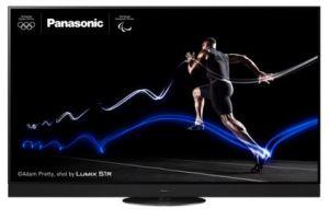 Panasonic TX55JZ2000 2021 range OLED Television