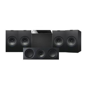 KEF Q350 AV Speaker Pack 2