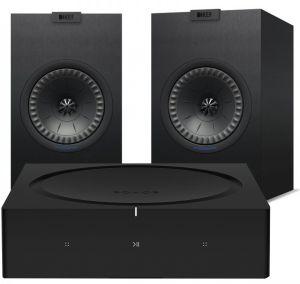 Sonos Amp with KEF Q350 Speakers