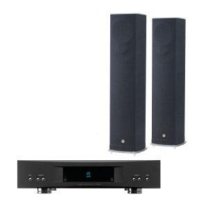 Linn 520 System - Akurate Exakt DSM & 520 Speakers