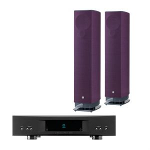 Linn 530 System - Akurate Exakt DSM & 530 Speakers