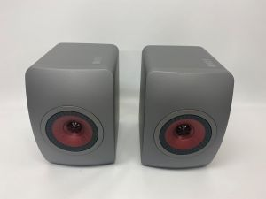 Part Exchange - KEF LS50 Meta Loudspeakers - Titanium Grey