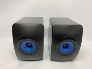 Part Exchange - KEF LS50 Wireless - Gloss Black