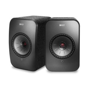 Open Box - KEF LSX - Black