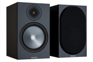 Open Box - Monitor Audio Bronze 100 Speakers (6th Gen) - Black