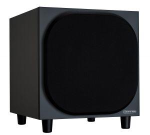 Open Box - Monitor Audio Bronze W10 Subwoofer (6th Gen) - Black