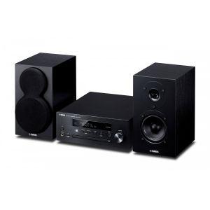 Manufacturer Refurbished - Yamaha MCR-N470D - Black