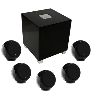 Gallo Acoustics Micro Pack with REL TZERO MKIII Subwoofer