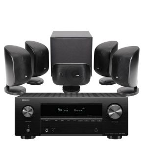 Denon AVR-X2700H AV Receiver with Bowers & Wilkins MT-50 Home Theatre System