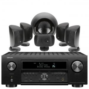 Denon AVC-X6700H 11.2 AV Amplifier with Bowers & Wilkins MT-60D Home Theatre System
