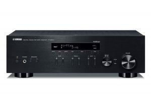 Manufacturer Refurbished - Yamaha R-N303D Hi-Fi Receiver - Black