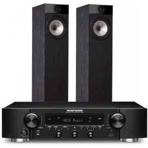 Marantz NR1200 Stereo Network Receiver with Fyne Audio F302 Floorstanding Speakers