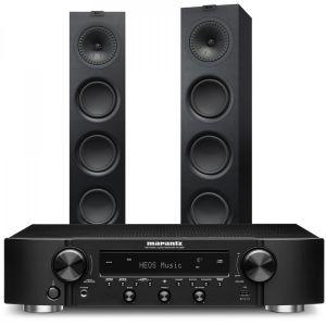 Marantz NR1200 Stereo Network Receiver with KEF Q750 Floorstanding Speakers