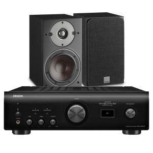 Denon PMA-1600NE Integrated Amplifier with Dali Oberon 3 Bookshelf Speakers