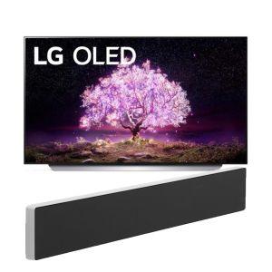 "LG OLED48C16LA 2021 Range 48"" 4K Smart OLED Television with Bang & Olufsen Beosound Stage Soundbar"
