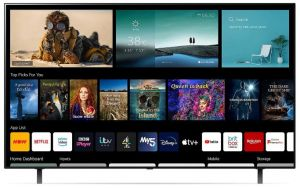 "LG 2021 Range 65"" OLED65A16LA OLED Television"