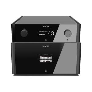 Rotel Michi P5 Stereo Pre-Amplifier and Rotel Michi S5 Power Amplifier