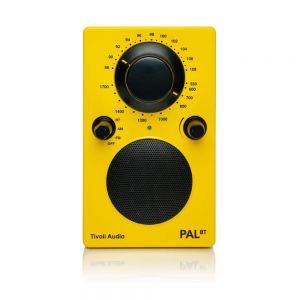 Tivoli Audio PAL BT Radio - Yellow