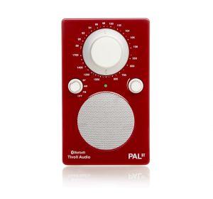 Tivoli Audio PAL BT Radio - Red