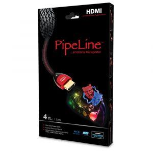 AudioQuest PipeLine ET-3 LGC HDMI Cable - 1.2M