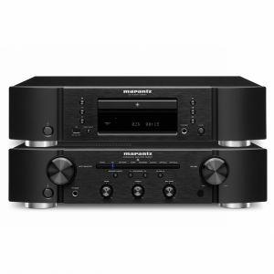 Marantz PM6007 Integrated Amplifier with Marantz CD6007 CD Player