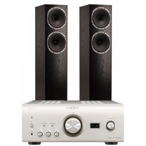 Denon PMA-2500NE with Fyne Audio F502 Floorstanding Speakers