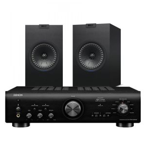 Denon PMA-800NE Integrated Amplifier with KEF Q150 Speakers
