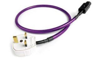 Chord Shawline Purple Power Chord - 1 Metre
