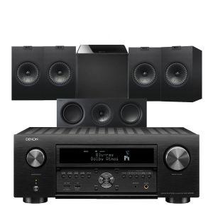Denon AVC-X6700H 11.2 AV Amplifier with KEF Q150 AV Speaker Pack