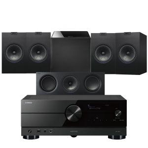 Yamaha RX-A2A AV Receiver with KEF Q150 AV Speaker Pack