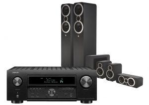 Denon AVC-X6700H 11.2 AV Amplifier with Q Acoustics 3050i Cinema Pack