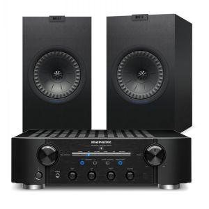 Marantz PM8006 HiFi Amplifier with KEF Q350 Speakers