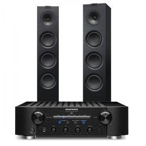 Marantz PM8006 HiFi Amplifier with KEF Q550 Speakers