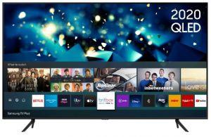 Samsung QE55Q60TA 2020 Range QLED 4K Quantum HDR smart TV