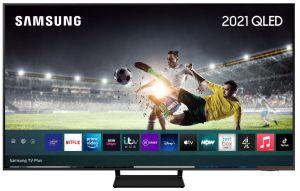 "Samsung 2021 Range 55"" QE55Q70AA Smart UHD TelevIsion."