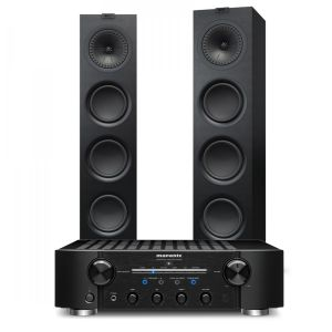 Marantz PM8006 HiFi Amplifier with KEF Q750 Speakers