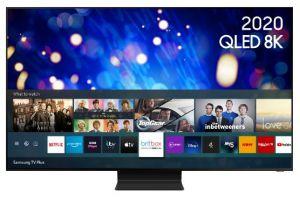 Samsung QE65Q800TA 8K HDR 2000 Smart TV