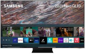 "2021 Range 65"" QE65QN800A Samsung Neo QLED 8K HDR 2000 Smart TV"