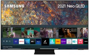 QE65QN94AA Flagship Samsung Neo QLED 4K HDR 2000 Smart TV 2021 Range
