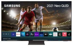 QE55QN95AA Flagship Samsung Neo QLED 4K HDR 2000 Smart TV 2021 Range
