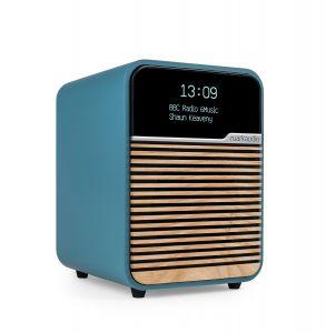 Ruark Audio R1 MK4 DAB Radio - Beach Hut Blue